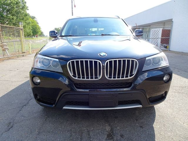 2011 BMW X3 xDrive35i 35i Madison, NC 7