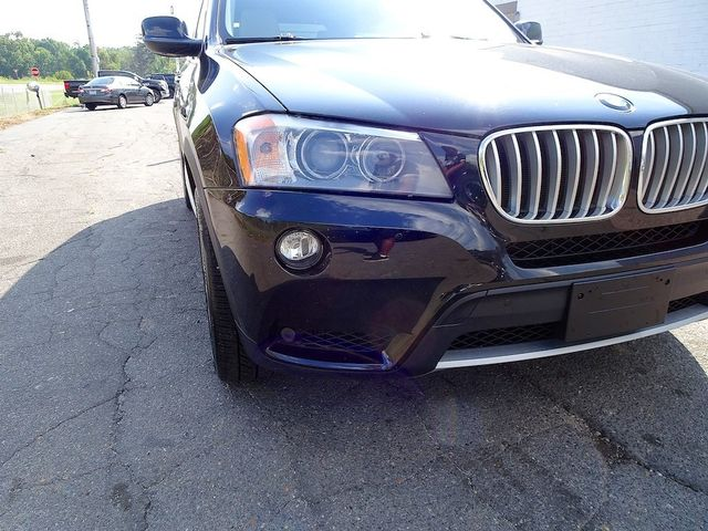 2011 BMW X3 xDrive35i 35i Madison, NC 8