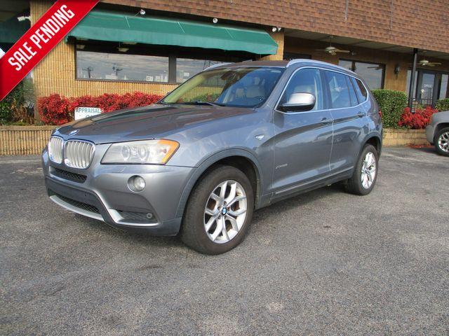 2011 BMW X3 xDrive35i 35i in Memphis, TN 38115