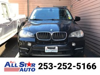 2011 BMW X5 xDrive35i AWD in Puyallup Washington, 98371
