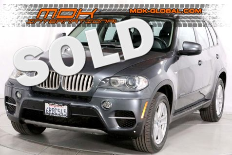 2011 BMW X5 xDrive35d 35d - Comfort seats in Los Angeles