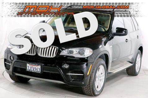 2011 BMW X5 xDrive35d 35d - Nav - 3rd row seats in Los Angeles