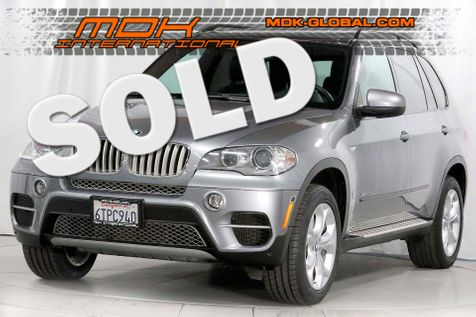 2011 BMW X5 xDrive35d 35d - Sport pkg - Tech pkg - Side cameras in Los Angeles