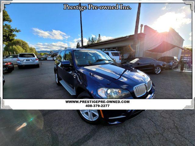 2011 BMW X5 xDrive35d 35d