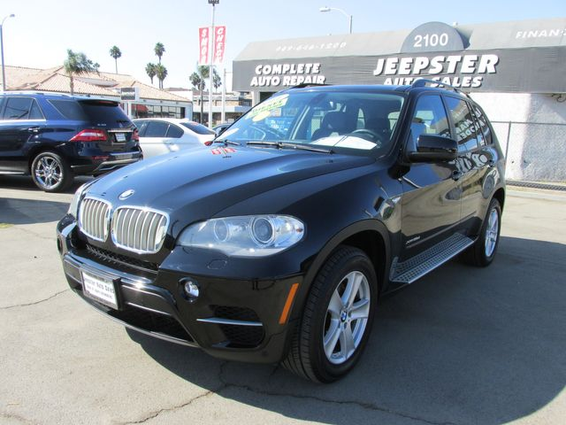 2011 BMW X5 xDrive35d 35d in Costa Mesa, California 92627