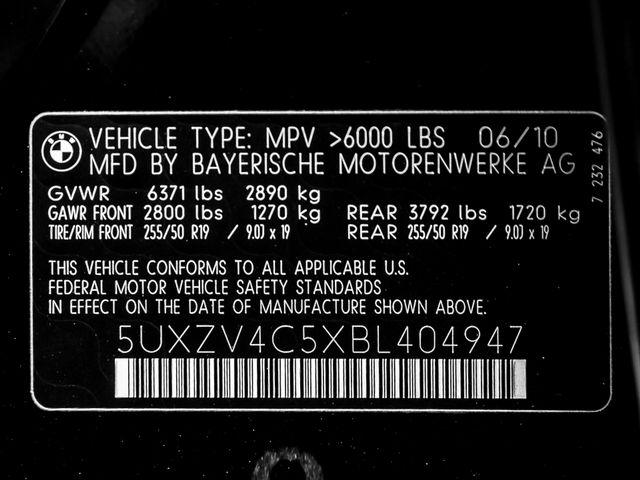 2011 BMW X5 xDrive35i 35i Burbank, CA 28