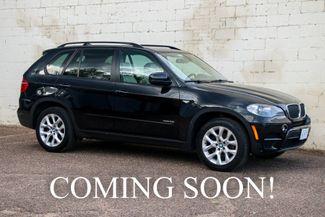 2011 BMW X5 xDrive35i AWD w/Tech Pkg, Navigation, in Eau Claire, Wisconsin