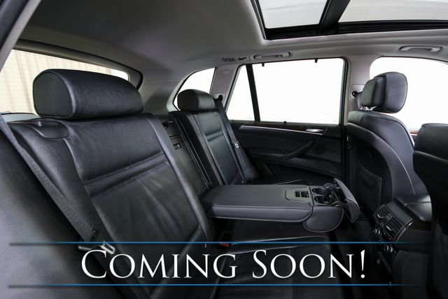 2011 BMW X5 xDrive35i AWD Luxury SUV w/Nav, Backup Cam, Heated Seats, Panoramic Roof & Bluetooth Audio in Eau Claire, Wisconsin 54703
