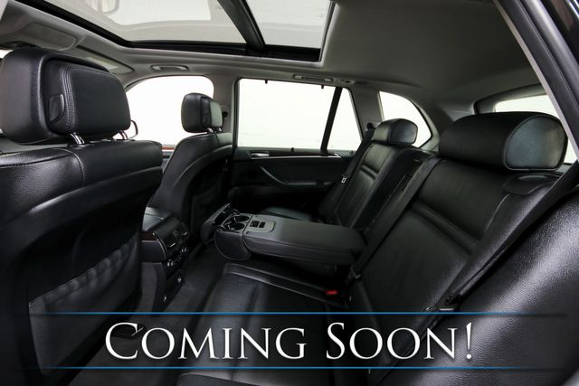 2011 BMW X5 xDrive35i AWD Luxury Crossover w/Panoramic Roof, Heated Seats, Bluetooth Audio & Tow Pkg in Eau Claire, Wisconsin 54703