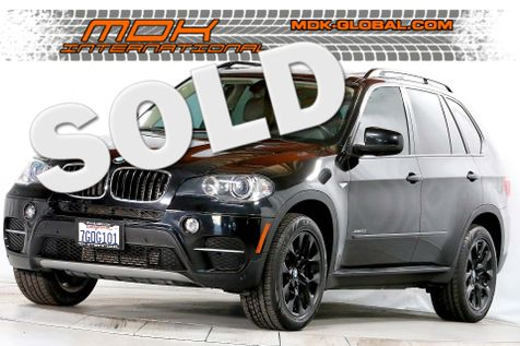 2011 BMW X5 xDrive35i Premium 35i - Navigation - Premium pkg - Only 47K miles in Los Angeles
