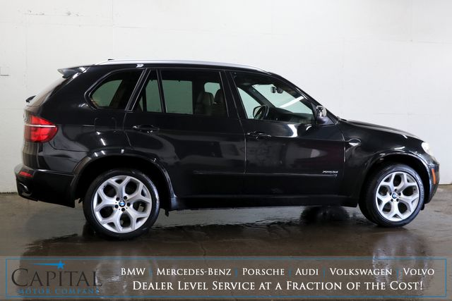 "2011 BMW X5 xDrive35i AWD Luxury SUV w/M-SPORT Package, 20"" Wheel Pkg, Heated/Cooled Seats, Panoramic Roof in Eau Claire, Wisconsin 54703"