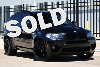2011 BMW X5 xDrive50i 50i * M-SPORT * Tech * Cold Weather * BLACKED OUT! Plano, Texas