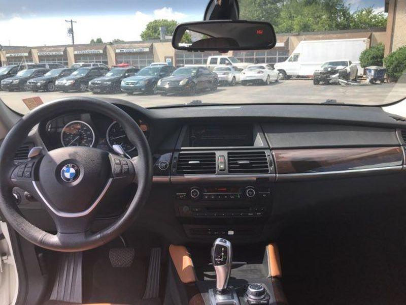 2011 BMW X6 XDrive50i 50i
