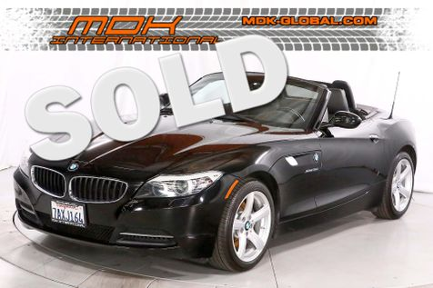 2011 BMW Z4 sDrive30i - Manual - Only 48K miles in Los Angeles