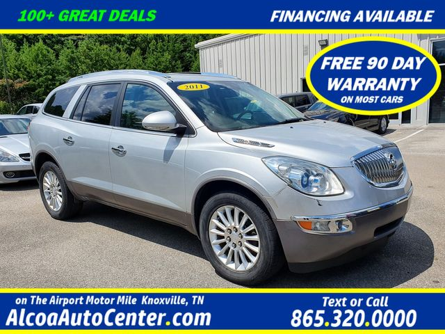2011 Buick Enclave CXL-1 FWD 7-Passenger w/Leather/Heated seats
