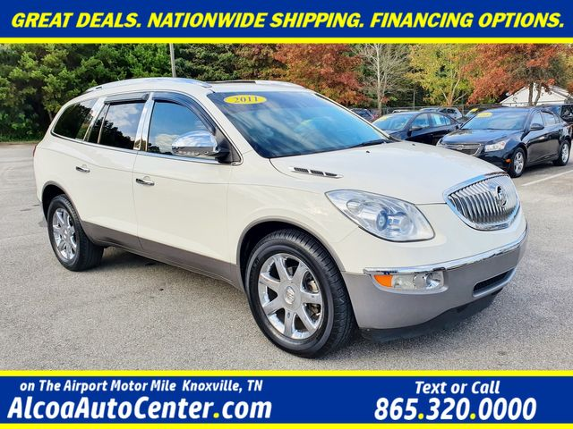 2011 Buick Enclave CXL-1 AC/Heated Leather Seats/Dual Sunroofs