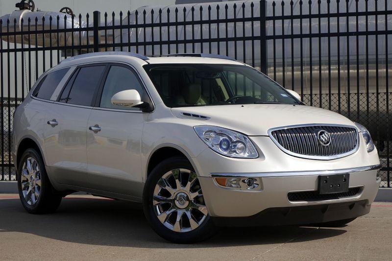 2011 Buick Enclave CXL-2* NAV* Sunroof* DVD* Bose*** | Plano, TX | Carrick's Autos in Plano TX