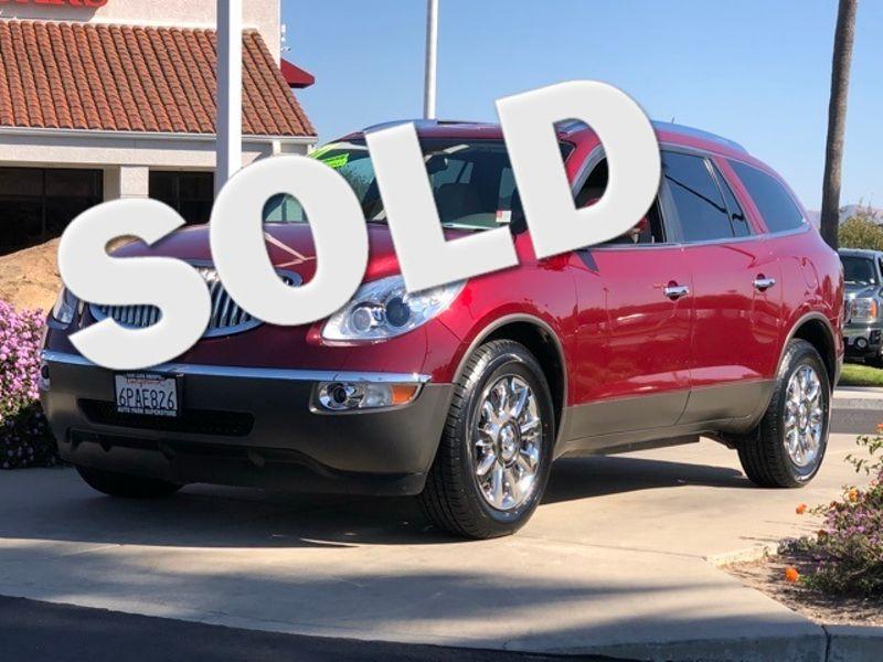 2011 Buick Enclave CXL-1   San Luis Obispo, CA   Auto Park Sales & Service in San Luis Obispo CA