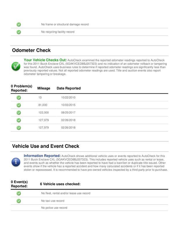 2011 Buick Enclave CXL-2  city Illinois  Ardmore Auto Sales  in West Chicago, Illinois