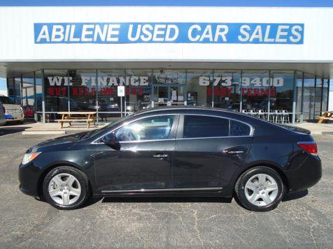 2011 Buick LaCrosse CX in Abilene, TX