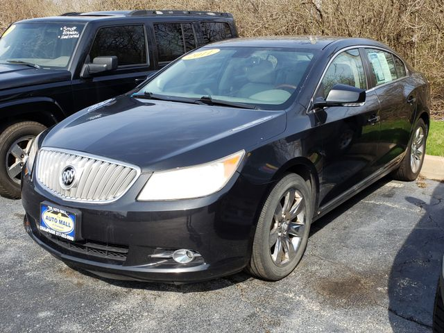 2011 Buick LaCrosse CXS | Champaign, Illinois | The Auto Mall of Champaign in Champaign Illinois