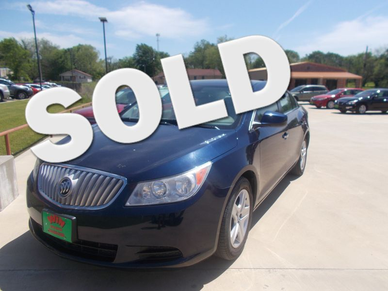 2011 Buick LaCrosse CX | Gilmer, TX | Win Auto Center, LLC in Gilmer TX