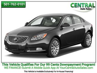 2011 Buick LaCrosse CXL | Hot Springs, AR | Central Auto Sales in Hot Springs AR