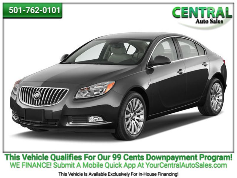 2011 Buick LaCrosse CXL   Hot Springs, AR   Central Auto Sales in Hot Springs AR