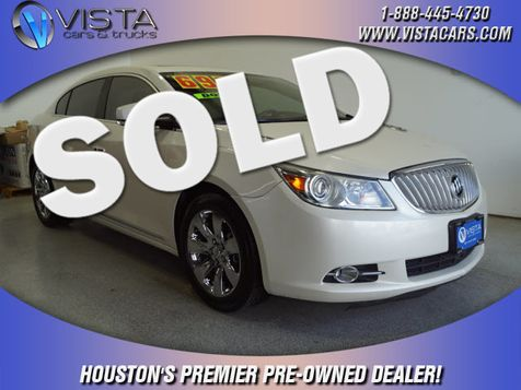 2011 Buick LaCrosse CXS in Houston, Texas
