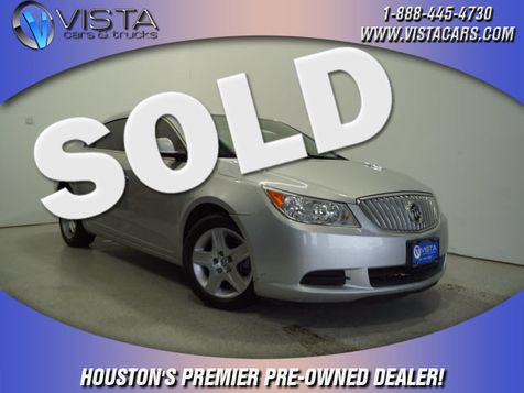 2011 Buick LaCrosse CX in Houston, Texas