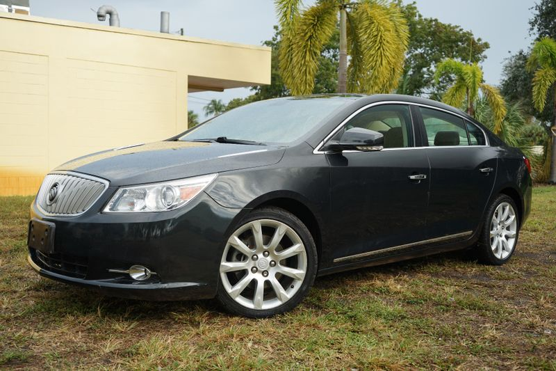 2011 Buick LaCrosse CXS in Lighthouse Point FL