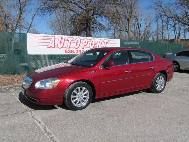 2011 Buick Lucerne CXL St. Louis, Missouri 3