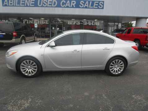 2011 Buick Regal CXL RL1 in Abilene, TX
