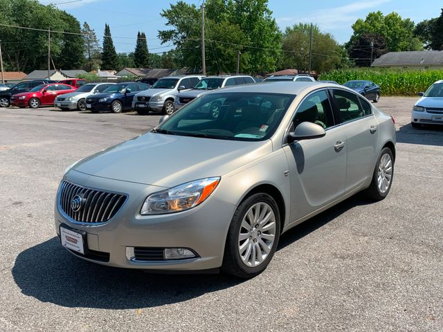 2011 Buick Regal CXL RL1 in Coal Valley, IL 61240