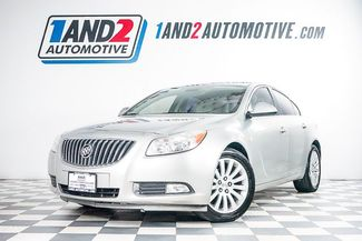 2011 Buick Regal CXL RL1 in Dallas TX