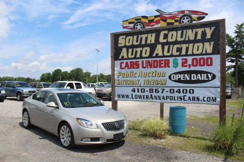 2011 Buick Regal CXL Turbo TO7 in Harwood, MD