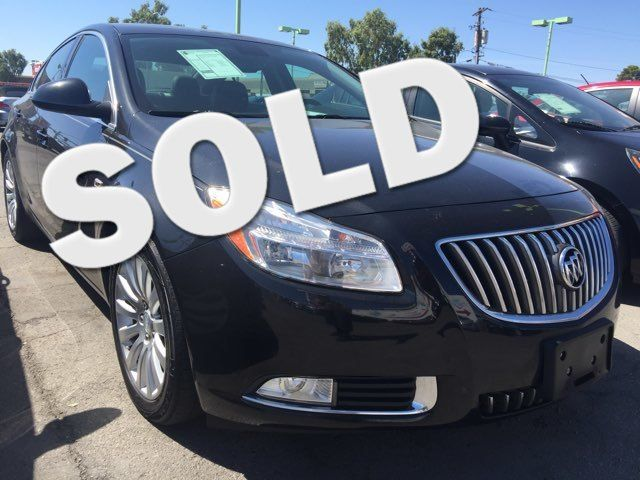 2011 Buick Regal CXL RL6 CAR PROS AUTO CENTER (702) 405-9905 Las Vegas, Nevada 0