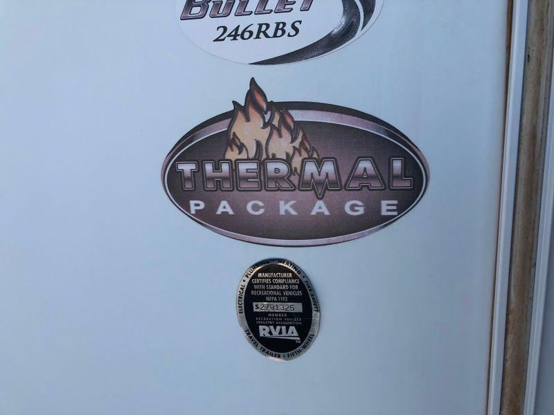 2011 Keystone Bullet 246RBS  in Phoenix, AZ