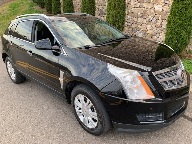 2011 Cadillac-Carfax Clean! Buy Here Pay Here! SRX-MOONROOF-LEATHER SHOWROOM CONDITION Luxury-CARMARTSOUTH.COM in Knoxville, Tennessee 37920