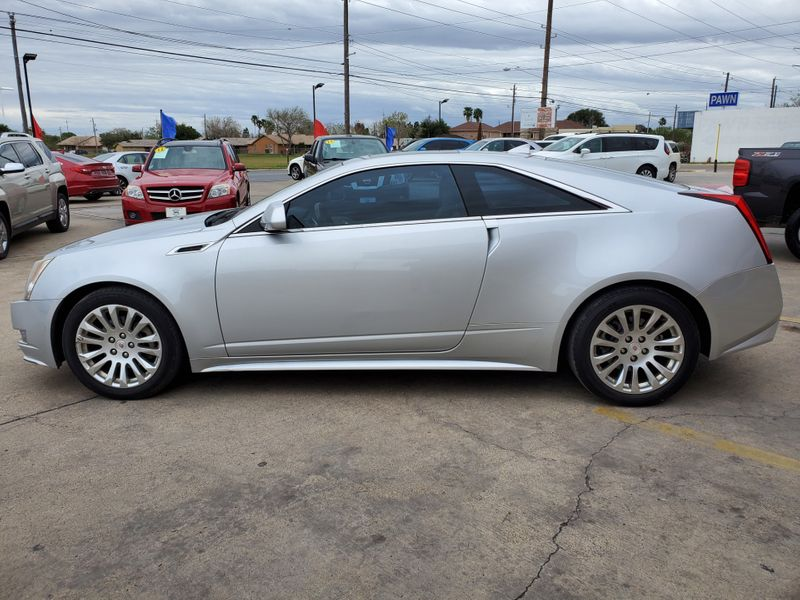 2011 Cadillac CTS Coupe Performance  Brownsville TX  English Motors  in Brownsville, TX