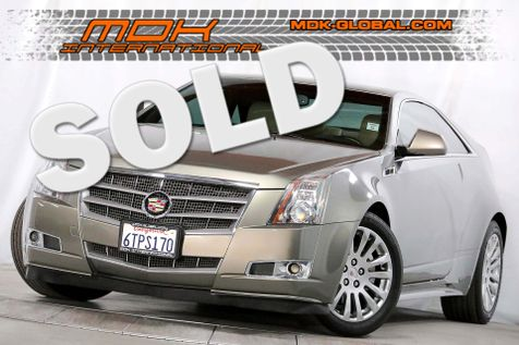 2011 Cadillac CTS Coupe Performance - Navigation - Only 47K miles in Los Angeles