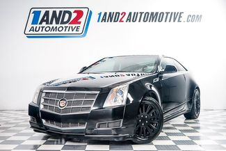 2011 Cadillac CTS Coupe in Dallas TX