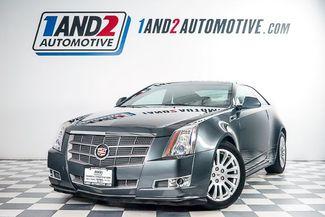 2011 Cadillac CTS Coupe Premium in Dallas TX