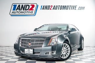 2011 Cadillac CTS Coupe Premium in Dallas TX