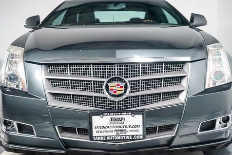 2011 Cadillac CTS Coupe Premium in Dallas, TX