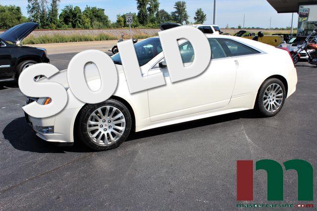 2011 Cadillac CTS Coupe Premium | Granite City, Illinois | MasterCars Company Inc. in Granite City Illinois