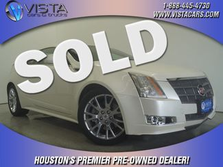 2011 Cadillac CTS Coupe Premium  city Texas  Vista Cars and Trucks  in Houston, Texas