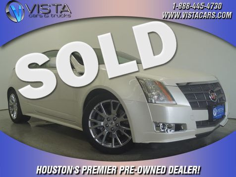 2011 Cadillac CTS Coupe Premium in Houston, Texas