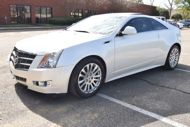 2011 Cadillac CTS Coupe Performance