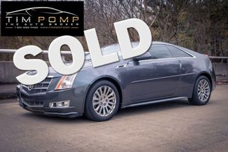 2011 Cadillac CTS Coupe Premium   Memphis, Tennessee   Tim Pomp - The Auto Broker in  Tennessee